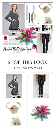 """Knitted Belle Boutique 2"" by djulovic-mirela ❤ liked on Polyvore featuring Umgee"