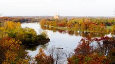 View from Big Hill Park in Beloit!  Photo by Roger Gallamore