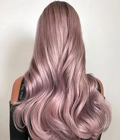O cabelo malva se tornou um queridinho (Foto: Reprodução/Instagram)