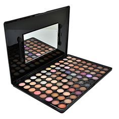 Ucanbe 88 Matte Shimmer Eyeshadow Palette Pro Eyeshadow Makeup Kit ** Check out the image by visiting the link.