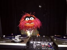DJ Animal kept the tables turning all night long at the Outside Lands after after party. Wake us in 8 to 24 hours! Electric Mayhem, August 2016