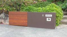 1000 Images About Letterboxes On Pinterest Modern