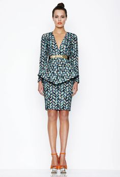 Bergman Dress - Nigerian Blue  I really wanted this dress but it is out of stock..
