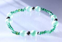 Armband grün elastisch von KeTho auf Etsy €4,45