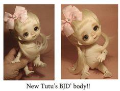 Tutu Bjd, Tutu, Teddy Bear, Dolls, My Love, Animals, Baby Dolls, Animales, Animaux