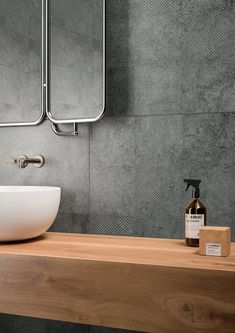 Explore our range of stylish porcelain and ceramic tiles and flooring in endless designs & formats. Purchase floor & wall tiles online here at Mandarin Stone. Bathroom Floor Tiles, Wall And Floor Tiles, Bathroom Wall Decor, Bathroom Ideas, Bathroom Interior, Small Bathroom, Chicago Storm, Porcelain Ceramics, Porcelain Tiles