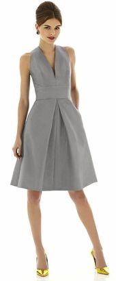 Alfred Sung Bridesmaid Dresses: Alfred Sung D612