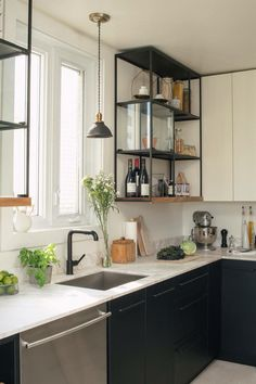 Classic chic kitchen