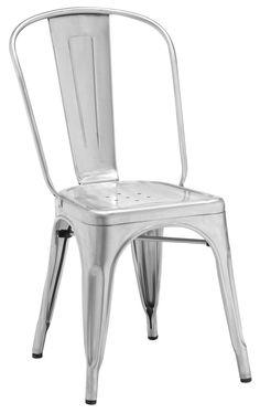 Cod:715 Cadeira Design Iron R$ 759,05-Móveis Tok's Design