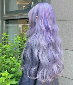 Hair Color Streaks, Hair Dye Colors, Pastel Hair, Purple Hair, Hair Inspo, Hair Inspiration, Pretty Hair Color, Coloured Hair, Dye My Hair