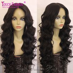 128.16$  Buy now - http://ali9ck.worldwells.pw/go.php?t=32777172339 - 130% Density Full Lace Wig Peruvian Virgin Hair Body Wave Lace Front Wig Glueless Full Lace Human Hair Wigs Best U Part Wigs