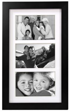 Classic #Linear Wood Picture Frame with a mat included