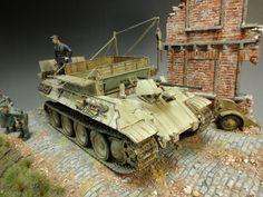 Bergepanther (ITALERI) tank.boy.jp