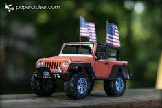 New model coming soon: a Jeep Rubicon JK tornado survivor called the Stomper | papercruiser.com