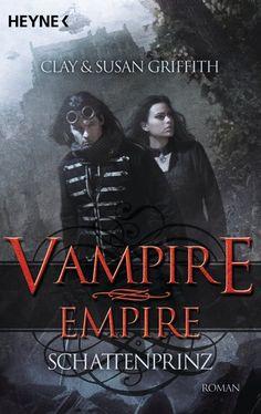 Greyfriar in German. Vampire Empire.
