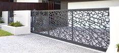 With over 20 original designs, we have the sliding gate for you. Front Gates, Entrance Gates, Aluminium Gates, Front Gate Design, Sliding Gate, Main Gate, Garden Fencing, Front Yard Landscaping, Landscape Design