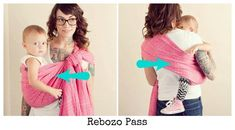 Babywearing 102 tumblr.  Helpful list of carriers and carries.