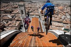 See Florence the best way - Bike Tours http://www.florencetown.com/eng/florence-tours/half-day-tours/40/i-bike-florence--original-city-bike-tour.html