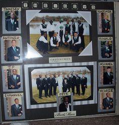 groomsmen page - Scrapbook.com