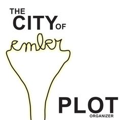 CITY OF EMBER Plot Chart Organizer Diagram Arc - Freytag's