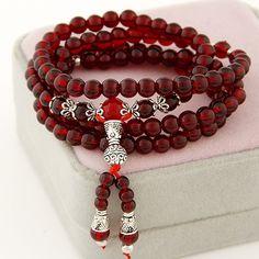 Los granos de cristal Pulseras multicapas http://www.beads.us/es/producto/gd_p381153.html?Utm_rid=163955