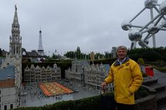 Mini-Europe amusement park owner Thierry Meeus is deciding how to deal with…
