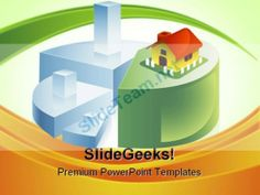 Sweet Home Real Estate PowerPoint Templates And PowerPoint Backgrounds 0411 #PowerPoint #Templates #Themes #Background