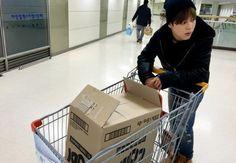 Shopping (?) [ BOYFRIEND MATERIAL]