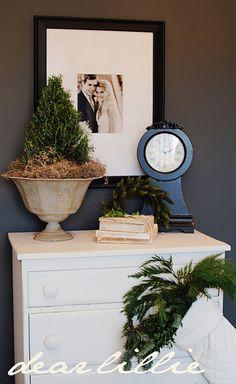 bedroom dresser decorations