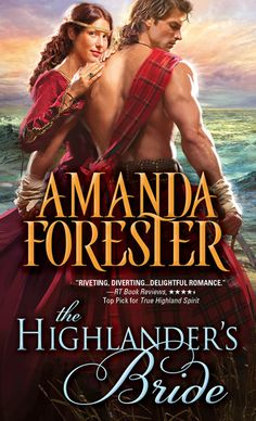 """Read """"Highlander's Bride"""" by Amanda Forester available from Rakuten Kobo. A passionate, fast-paced new Scottish Highlander romance series from critically acclaimed author Amanda Forester &quote; Historical Romance Novels, Romance Novel Covers, Paranormal Romance, Highlanders, Book 1, Book Lovers, Books To Read, Big Books, Amanda"""