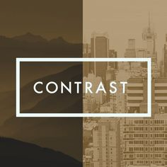 Designing with Contrast- 20 Useful and Practical Tips From a Designer-Thumb