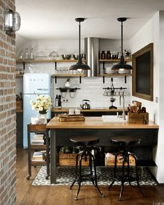 liking this look. white smeg is charming