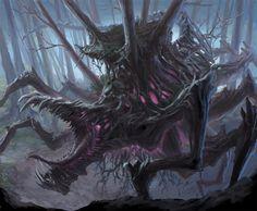 Root+Monster+by+Phill-Art.deviantart.com+on+@DeviantArt