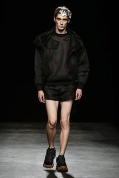 Christopher Shannon Menswear Spring Summer 2016 London - NOWFASHION