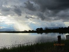 Lake in Valle del Cauca