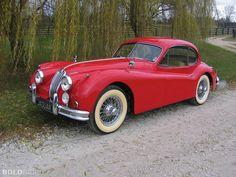 1957 Jaguar XK140 MC