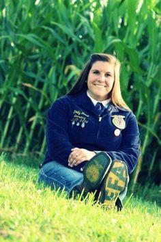FFA senior picture