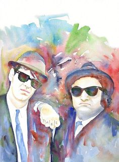 The Blues Brothers!!!