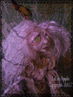 Art Doll Steampunk Amandine