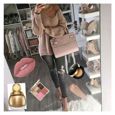 """Untitled #23"" by slavka-jovic ❤ liked on Polyvore featuring Lime Crime, NARS Cosmetics, Stila, Christian Dior and Yves Saint Laurent"