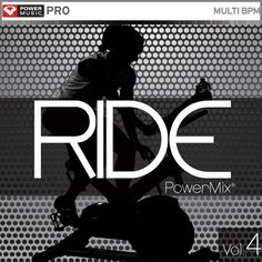 """Volume 4 of our Ride PowerMix series delivers a brand new motivating soundtrack for your cycling classes. Your students will be inspired to work hard for every Sprint, Hill Climb, Jump, and Interval with songs like """"This Is What You Came For,"""" """"Dangerous Woman,"""" """"Ride"""" and more! *Available Now on #PowerMusic1*"""