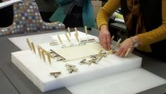 New Method for flattening parchment - Recherche Google