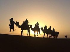 Morocco tour - Merzouga desert tour from Marrakech