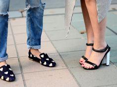 Fabulous footwear at Singapore Fashion Week | Notey