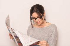 Bailey Reading Glasses - fold into a necklace so you'll never be without your readers again.