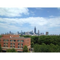 Chicago Willis Tower ... From the RUSH! Chicago Places To Visit, Willis Tower, Mansions, House Styles, Home, Manor Houses, Villas, Ad Home, Mansion