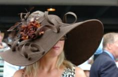 VINTAGE kentucky derby hats - Google Search