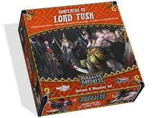 """the Heroes & Monster box """"Sorcerers vs Lord Tusk"""""""