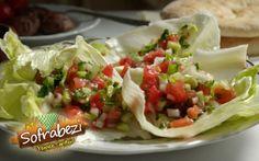 Kaşık Salatası - Sofra Bezi | Yemek Tarifleri | Kek Tarifleri | Resimli Tarifler
