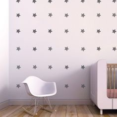Trendy Peas - Stars Wall Decal at West Coast Kids
